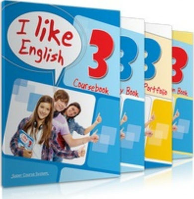 I Like English 3 Pack & Revision (+i-eBook)