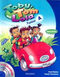 TOBY TOM & LOLA JUNIOR A SB PACK (+ READER + CD-ROM)
