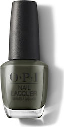 OPI Nail Lacquer Scotland Collection Things I've Seen in Aber-green
