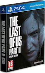 The Last of Us Part II (Special Edition) PS4