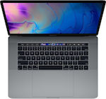 "Apple MacBook Pro 15.4"" (i9-9980HK/32GB/1TB/Radeon Pro Vega 20) with Touch Bar (2019) Space Grey"