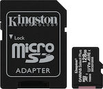 Kingston Canvas Select Plus microSDXC 128GB U1 V10 A1 with Adapter