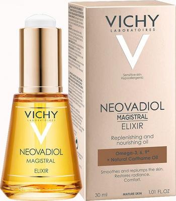 Vichy Neovadiol Magistral Elixir Omega 3 6 9 & Natural Carthame Oil 30ml