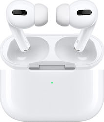 Apple AirPods Pro In-ear Bluetooth Handsfree Λευκό