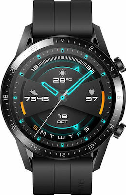 Huawei Watch GT 2 Sport Edition 46mm (Μαύρο)