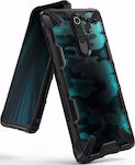 Ringke Fusion X Back Cover Camo Black (Xiaomi Redmi Note 8 Pro)