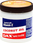Dax Coconut Oil Enriched With Vitamin E 213gr