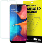Wozinsky 2.5D Tempered Glass (Galaxy A20e)