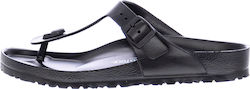 Birkenstock Classic Gizeh Eva 0128201 Regular Fit Black