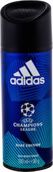 Adidas Uefa Champions League Dare Edition Deodorant Spray 150ml