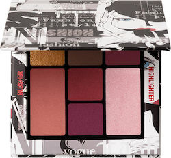 Seventeen Cherry Plum Palette Limited Edition