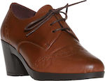 BRYAN FOOTWEAR OXFORD 36801 CAMEL