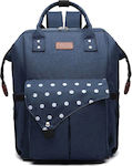 Kono Maternity Bag E1945-POLKA-DOT-NAVY