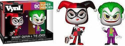 Vynl Movies: DC Super Heroes - Harley Quinn and Joker