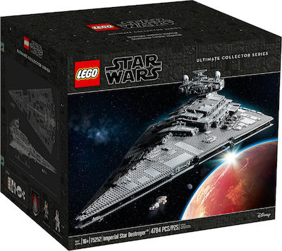Lego Star Wars: Imperial Star Destroyer