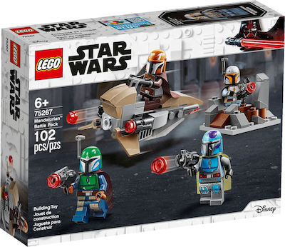 Lego Star Wars: Mandalorian Battle Pack