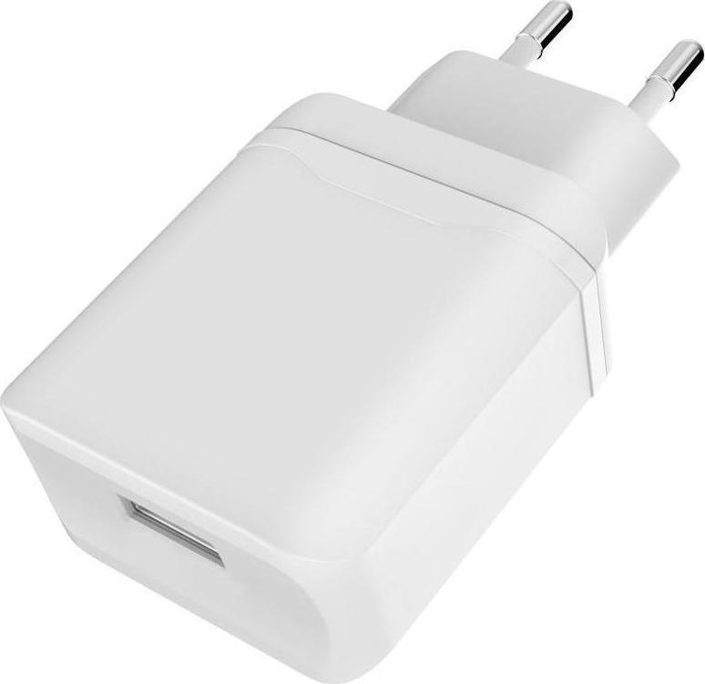 Libox USB Wall Adapter Λευκό (LB0144) - Πληρωμή και σε έως 36 Δόσεις!!!