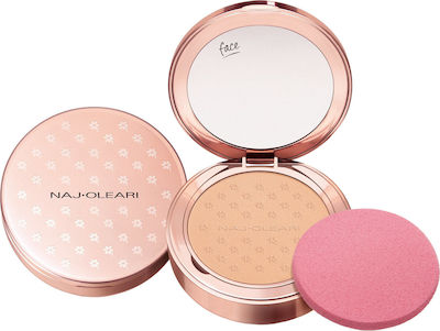 Naj-Oleari Silk Feel Wet & Dry Powder Foundation 03 Beige 9,5gr