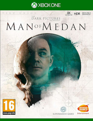 The Dark Pictures - Man of Medan XBOX ONE