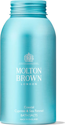 Molton Brown Coastal Cypress & Sea Fennel Bath Salts 300gr
