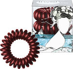 Invisibobble Around The World 3τμχ Burgundy Dream