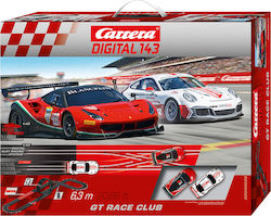 Carrera Digital 143 GT Race Club Track