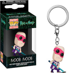 Pocket Pop! Keychain Animation: Rick and Morty - Noob Noob