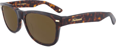 Knockaround Fort Knocks Glossy Tortoise Shell/Amber