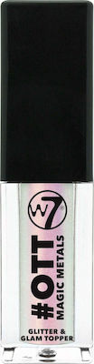 W7 Cosmetics #OTT Magic Metals Glitter & Glam Topper Sneak Pink