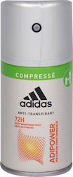 Adidas Adipower 72h Anti Transpirant Spray 100ml