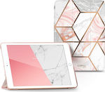 "Supcase Cosmo Flip Cover Marble (iPad 2019 10.2"")"