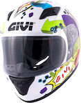 Givi Junior J4 B910 White