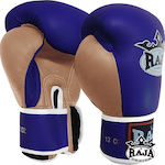 Raja Boxing Gloves RBGV-1 401302 Blue/Beige