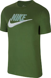 Nike Tee Brand Mark AR4993-326 Green