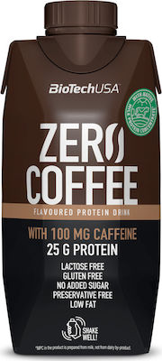 Biotech USA Zero Coffee 330ml Caffe Latte