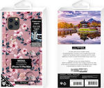So Seven Seoul Back Cover Pink Hibiscus (iPhone 11 Pro Max)