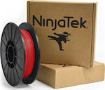 NinjaTek Cheetah Flex 1.75mm Fire Red 0.5kg