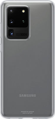 Samsung Clear Cover Transparent (Galaxy S20 Ultra)