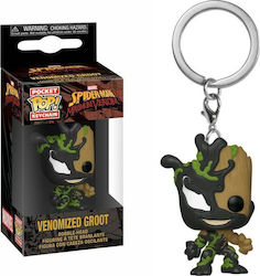 Pocket Pop! Keychain Marvel: Spiderman Maximum Venom - Venomized Groot