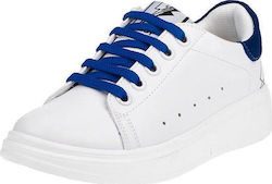 Παιδικά Sneakers Asso (AG5415 White)
