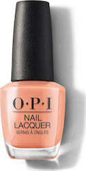 OPI Mexico City Collection Coral-ing Your Spirit Animal