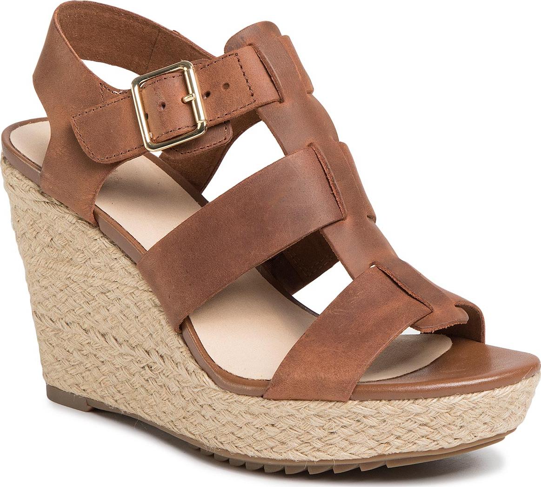 Ανατομικά Παπούτσια Clarks Martisa95 Glad 26149296 Tabac