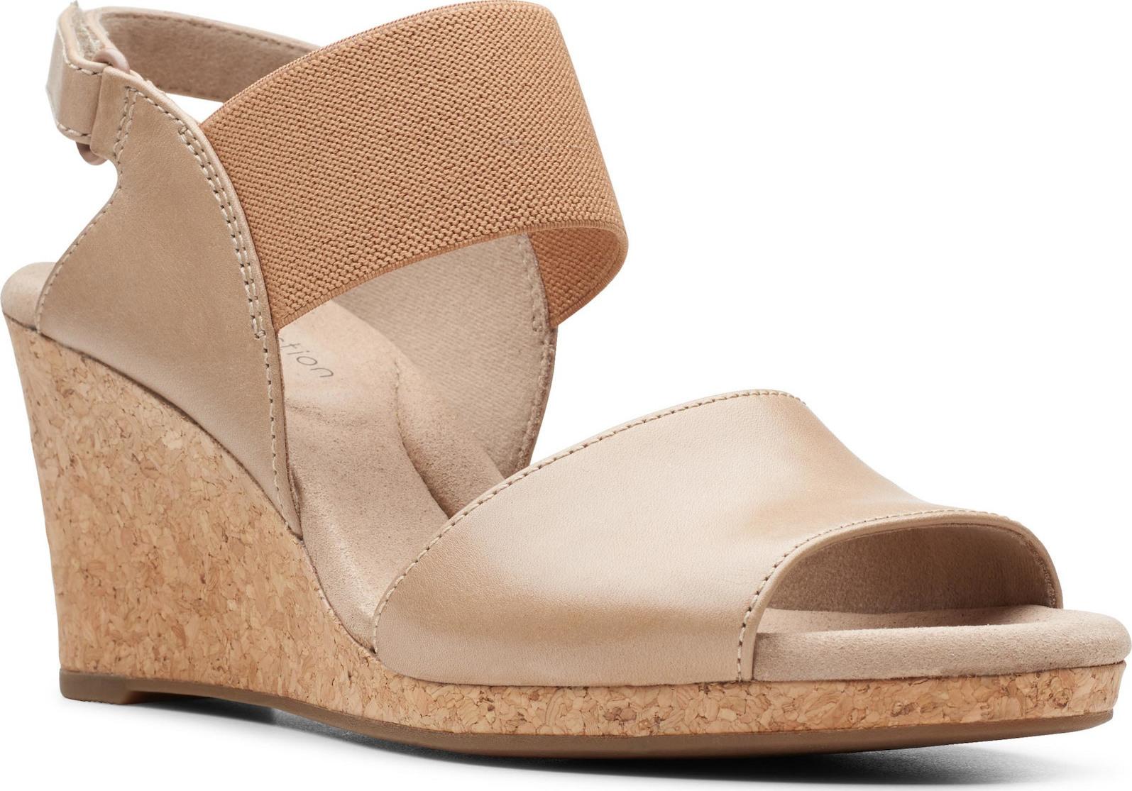 Ανατομικά Παπούτσια Clarks Lafley Lily 26150031 Beige