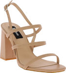 IQ Shoes 1JH-0086 Beige