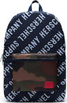 Herschel Supply Co Packable Daypack Peacoat Camo