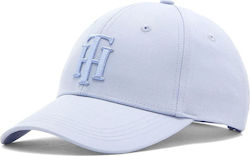 TOMMY HILFIGER TH CHIC CAP ΓΥΝΑΙΚΕΙΟ TOMMY HILFIGER ΣΙΕΛ (AW0AW08232-C39)