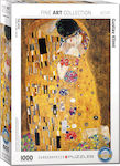 The Kiss by Gustav Klimt 1000pcs (6000-4365) Eurographics