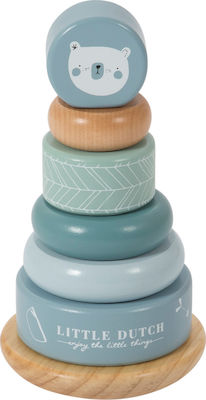 Little Dutch Rocking Ring Stacker Blue