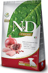 N&D Grain Free Puppy Mini Chicken & Pomegranate 2.5kg
