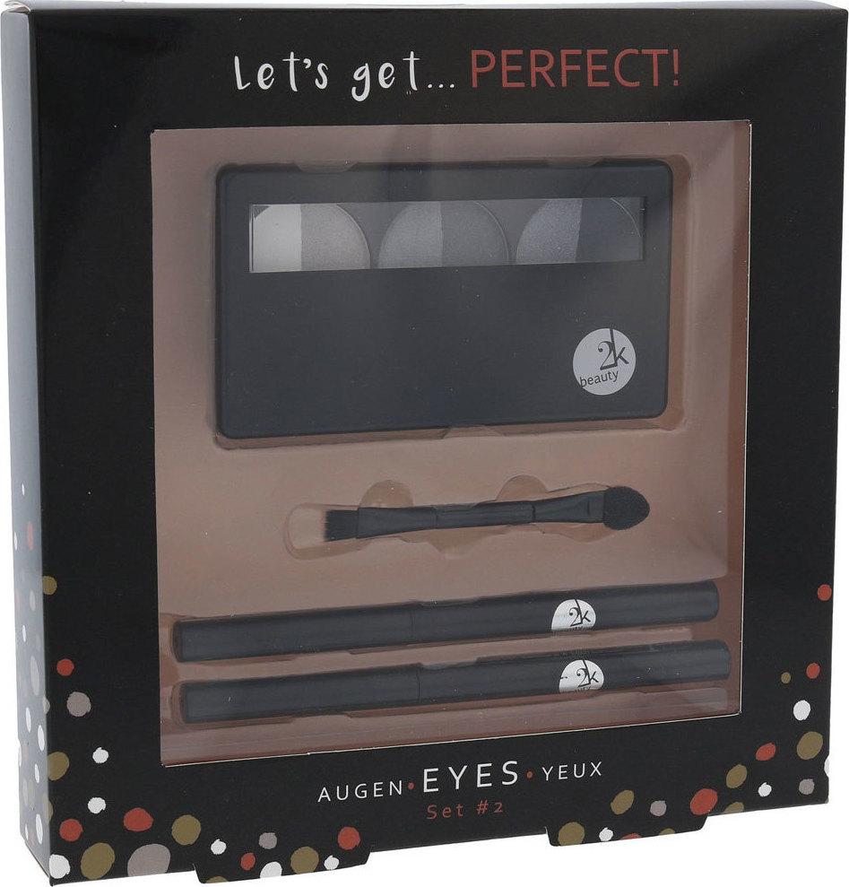 2K Lets Get Perfect! Eyes Nude - Skroutz.gr